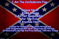 #SaveTheConfederate  People constantly hate on the confederate flag but they don't even know its history or what it truly stands for