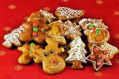 Egyszerű mézeskalács recept - Rögtön puha mézeskalács Xmas, Christmas, Gingerbread Cookies, Cooking, Recipes, Food, Kitchen, Sweet Pastries, Creative