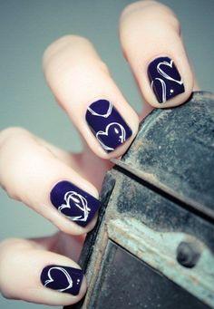 15 χειμωνιάτικα σχέδια για νύχια που πρέπει να δείτε! - Koyzoylo.eu