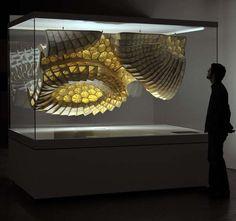Hygroscope by Steffen Reichert @ Centre Pompidou, Paris