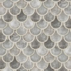 Merola Tile Scala Granada Grey 14 1 2 In X 16 1 8 In Porcelain Floor And Wall Tile 14 27 Sq Ft Case Fos13sgg The Home Depot Elitetile Porcelain Mosaic Wall Tiles