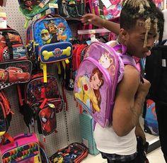back to school by xxx Miss U My Love, Miss X, Rapper Wallpaper Iphone, Rap Wallpaper, Trippie Redd, Arte Do Hip Hop, Xxxtentacion Quotes, X Picture, Cute Rappers