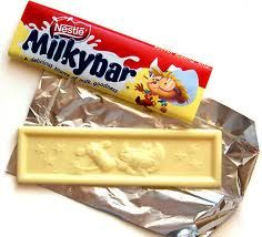 Milkybars, the great Australian treasure.