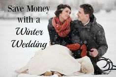 Save Money with a Winter Wedding | GoGirl Finance