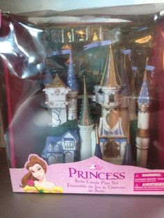 Trendmaster beauty and the beast castle toy from my childhood I really would love to havr this again -- shay