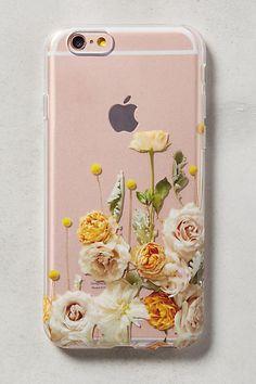 Captured Flora iPhone 6 Case - anthropologie.com