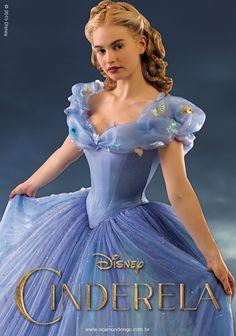 Cinderella Cosplay, Cinderella Movie, Cinderella 2015, Cinderella Dresses, Disney Dresses, Cinderella Live Action, Xv Dresses, Quince Dresses, Girls Dresses