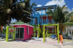 #Kokomo Beach #Caye Caulker #Belize @Stacey Goode