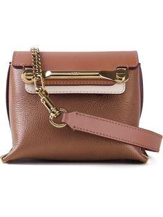 Chloé 'clare' Shoulder Bag - O' - Farfetch.com