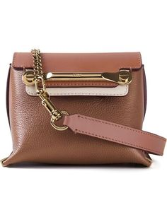 Chloé 'clare' Shoulder Bag - O' - Farfetch.com