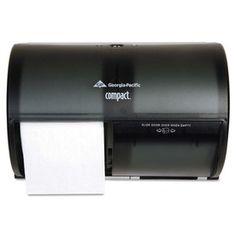 Georgia-Pacific Standard Roll Surface-Mount Toilet Paper Dispenser 567