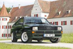 Photos: Audi Sport Quattro - Cars and motor Allroad Audi, Audi Q7, Audi Cars, Sport Quattro, Audi Quattro, Audi Sport, Rally Car, Car Car, Automobile Companies