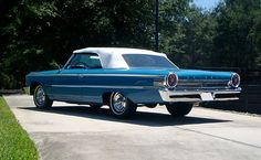 1963 Galaxie 500XL 406 Tri-Power