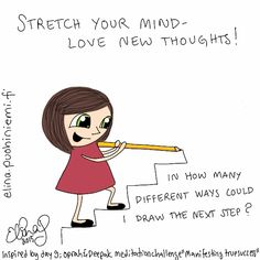 Palasia sateenkaaresta: Love New Thoughts
