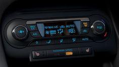 Ford KA+ automatic temperature control