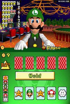 Wii gambling internet gambling regulation consumer protection & enforcement act