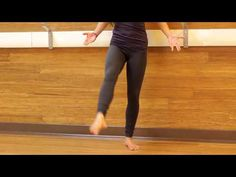 How to Train Muscles for Lifting Legs Higher : Useful Exercise (this would be terrible ballet)
