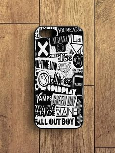 5sos Coldplay Fall Out Boy The Vamps 1975 iPhone 5S Case