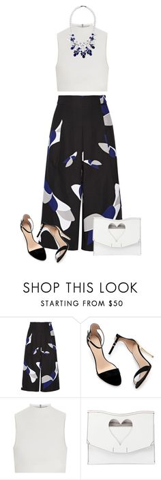 """Untitled #689"" by dida-zalesakova ❤ liked on Polyvore featuring TIBI, Zara, Elizabeth and James, Proenza Schouler and Ek Thongprasert"