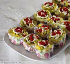 Yasemin Mutfakta: Mini Kumpir