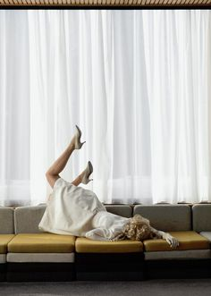 The Starlet - Artistic Self Portrait by Anja Niemi Self Photography, Cinematic Photography, Perspective Photography, Editorial Photography, Portrait Photography, Fashion Photography, Narrative Photography, Beauty Photography, Body Poses