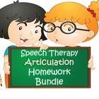 SPEECH THERAPY COMMON CORE ACTIVITIES FOR KINDERGARTEN - TeachersPayTeachers.com