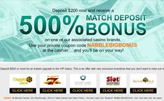 Exclusive deposit bonus and VIP upgrade ⋆ Nabble casino bingo Best Online Casino, Online Casino Bonus, Best Casino, Las Vegas Usa, Im Online, Play Slots, Mobile Casino, High Roller