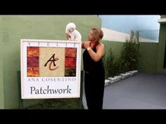 Patchwork Sem Segredos: Aula 10 (Especial Aniversário do Ateliê Ana Cose...