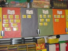 """chunk wall"" and other literacy activities"