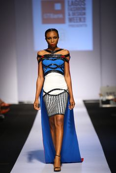 Guaranty Trust Bank Lagos Fashion & Design Week | GTBLFDW 2014 Day 3: Iconic Invanity