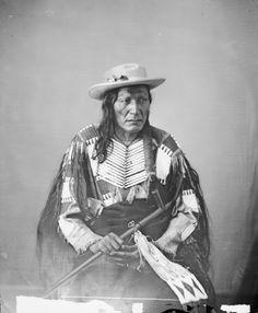 Tall Wolf – Oglala – 1872