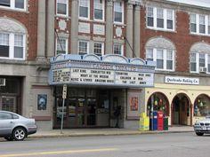 Capitol Movie Theater, Arlington, Massachusetts