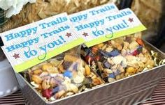 Cute/inexpensive idea for party favors at Madisons Grad party!