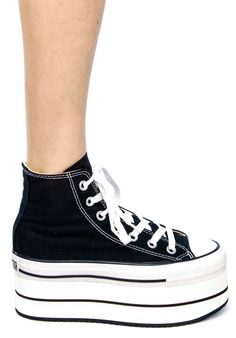 Platform Converse Sneakers | Dolls Kill