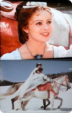 No Christmas without watching Three Nuts for Cinderella/Tři oříšky pro Popelku hmmmmmm must watch this