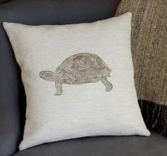 Tortoise Cushion