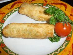 Etnisk kogebog - Sigara Börek