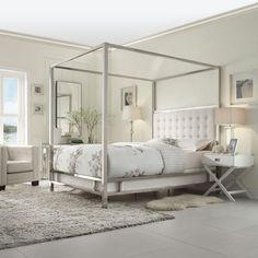 Canopy Bed Idea Canopy Posts Stand Along Side The Bed Frame. Lexington Home Brands Henry Link Trading Co West Indies Bed King. Quality Bamboo And Asian Thatch 4 Poster Bed Canopy Bed Bamboo Bed. Maui Bamboo Queen Canopy Bed Room Decor Ideas In 2019 Que Queen Size Canopy Bed, Metal Canopy Bed, Canopy Bed Frame, Canopy Bedroom, White Canopy, Home Decor Bedroom, Master Bedroom, Bedroom Ideas, Bed Ideas