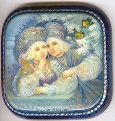 Beaux  tableaux de Nadezhda Strelkina