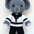 Mesmerizing Crochet an Amigurumi Rabbit Ideas. Lovely Crochet an Amigurumi Rabbit Ideas. Amigurumi Free, Crochet Amigurumi, Amigurumi Patterns, Crochet Dolls, Knitting Patterns, Amigurumi Tutorial, Crochet Ideas, Crochet Elephant Pattern Free, Crochet Baby Dresses