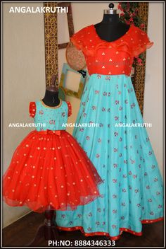 Women S Fashion Designer Labels Mom Daughter Matching Dresses, Mom And Baby Dresses, Girls Dresses, Baby Birthday Dress, Birthday Dresses, Party Dresses, Kids Dress Wear, Mom Dress, Mother Daughter Fashion