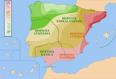 Roman conquest of Hispania ~In 218 BC the first Roman troops invaded the Iberian Peninsula, during the Second Punic war against the Carthaginians, and annexed it under Augustus after two centuries of war with the Celtic and Iberian tribes and the Phoenician, Greek and Carthaginian colonies, resulting in the creation of the province of Hispania.