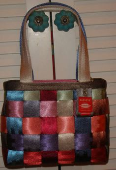 Harveys-Seatbelt-Bag-PBN-Mini-Large-Tote-Hard-to-Find