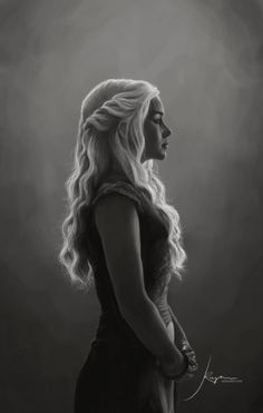 The Khaleesi by hobomotion on deviantART