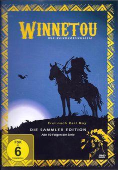 DVD -Zeichentrickfilm:  Winnetou  •  Komponist: Karel Svoboda      •  Format: Dolby, PAL  •  Sprache: Deutsch                  •  Erscheinungstermin: 2010  •  Produktionsjahr: 1996             •  Spieldauer: 95 Minuten