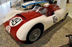 Tatra 605 racing car (1956)