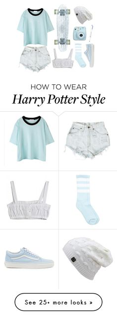 """☼youth- troye sivan☼"" by sunflowerseedss on Polyvore featuring Levi's, Dolce&Gabbana and Vans"
