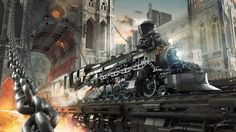 steampunk trains - Google Search