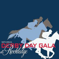 Derby Day Gala at Rockledge  Saturday May 6, 2017 Roanoke's most spectacular and glamorous annual event! It has been named one of the Top Kentucky Derby Parties in the country outside of Louisville.