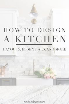 How to design a kitc